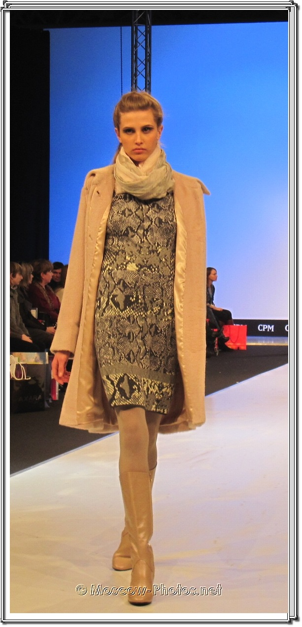 Autumn Outfit - Collection Premiere Moscow 2012