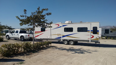 Travel trailer and 5th wheel deliveries, Costa Blanca, Spain, UK and Europe
