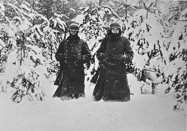German soldiers west of Moscow ca. 26 December 1941 worldwartwo.filminspector.com