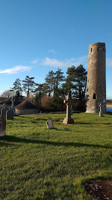 Clonmacnoise,Offaly