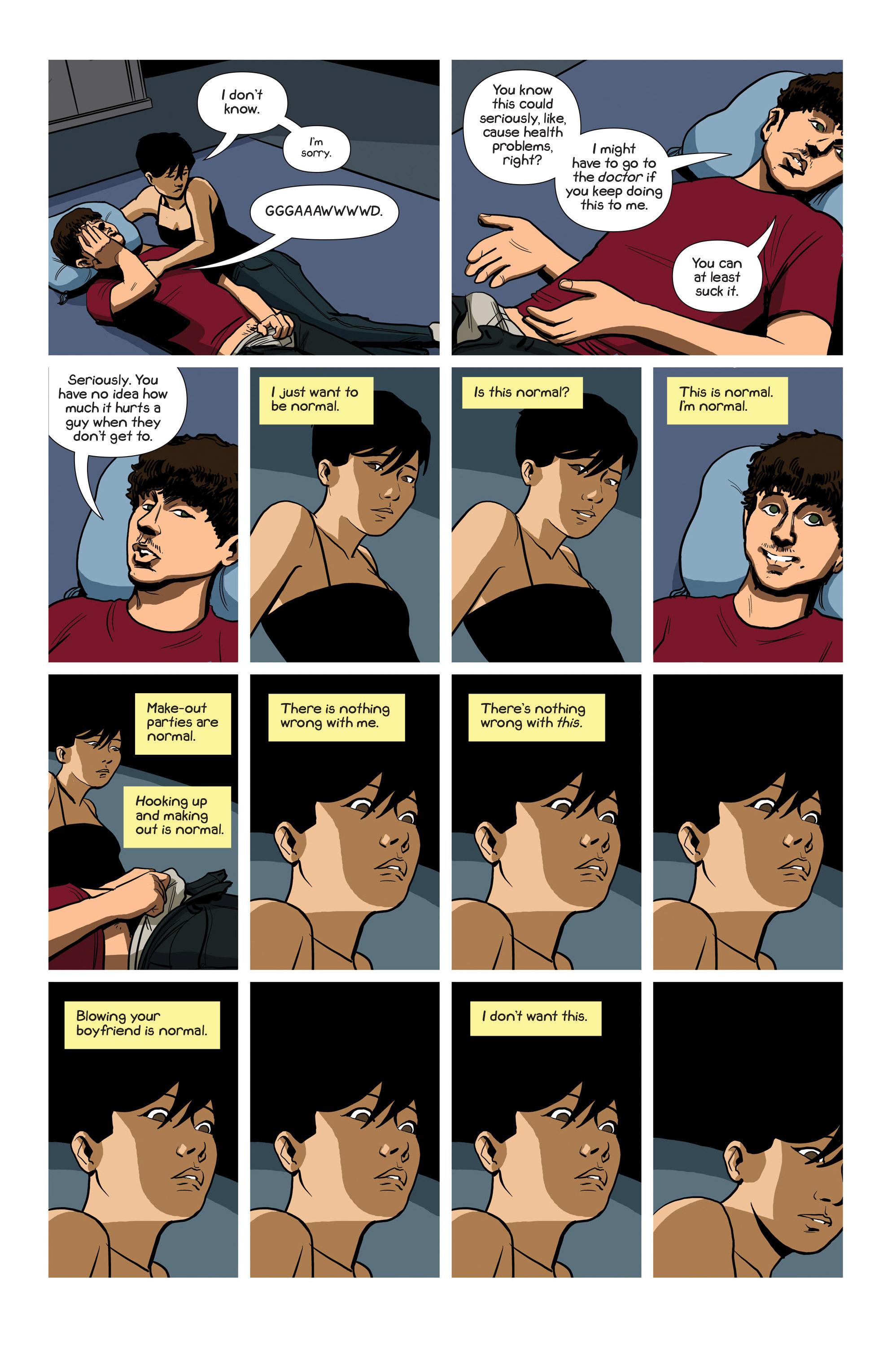 Read online Sex Criminals comic -  Issue #13 - 14