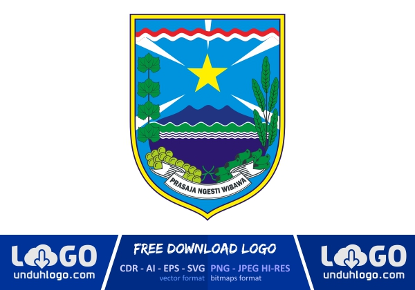 Logo Kabupaten Probolinggo Download Vector Cdr Ai Png