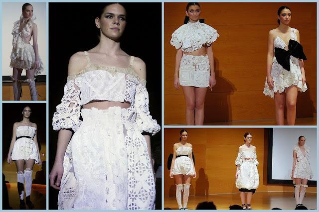 Melania Mendoza; diseño de moda