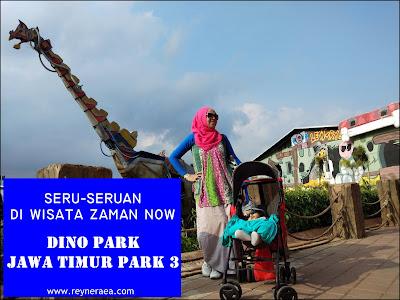 dino park di Jatim Park 3