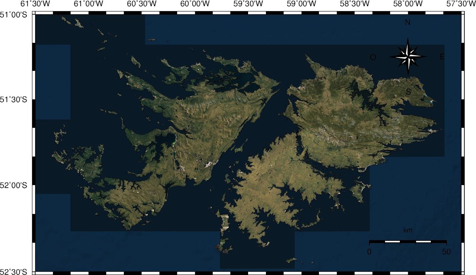 Mapas Geologicos 2 1 Mapa A Partir De Imagen Satelital