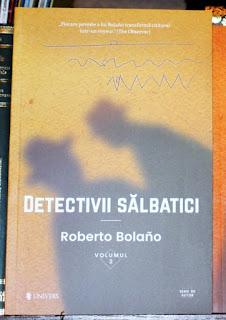 Detectivii salbatici de Roberto Bolano. Recenzie - partea a II-a