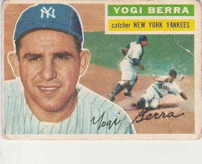 Start Spreading the News The 1956 Topps New York Yankees Team Set