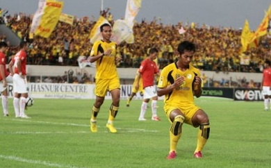 Skor Akhir Barito Putera VS Persija 24 April 2013