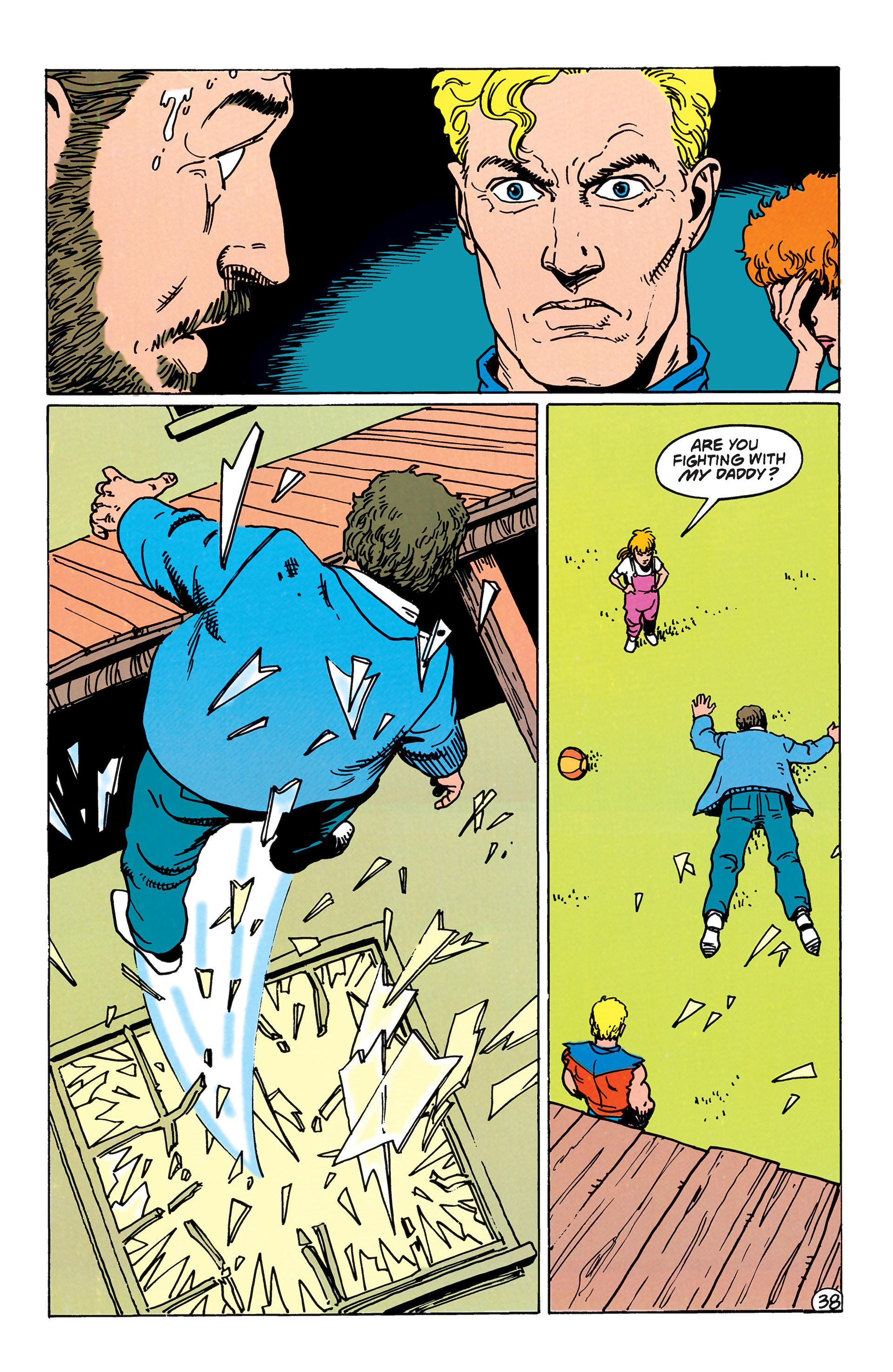 Read online Animal Man (1988) comic -  Issue #50 - 38