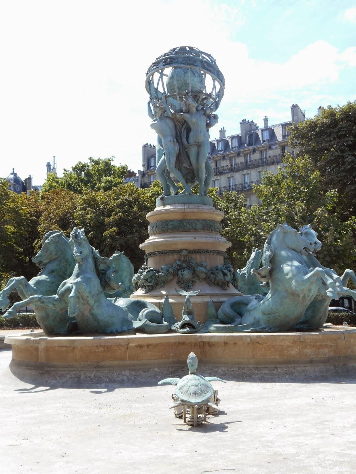 bibliothèque fontaine du temple nice