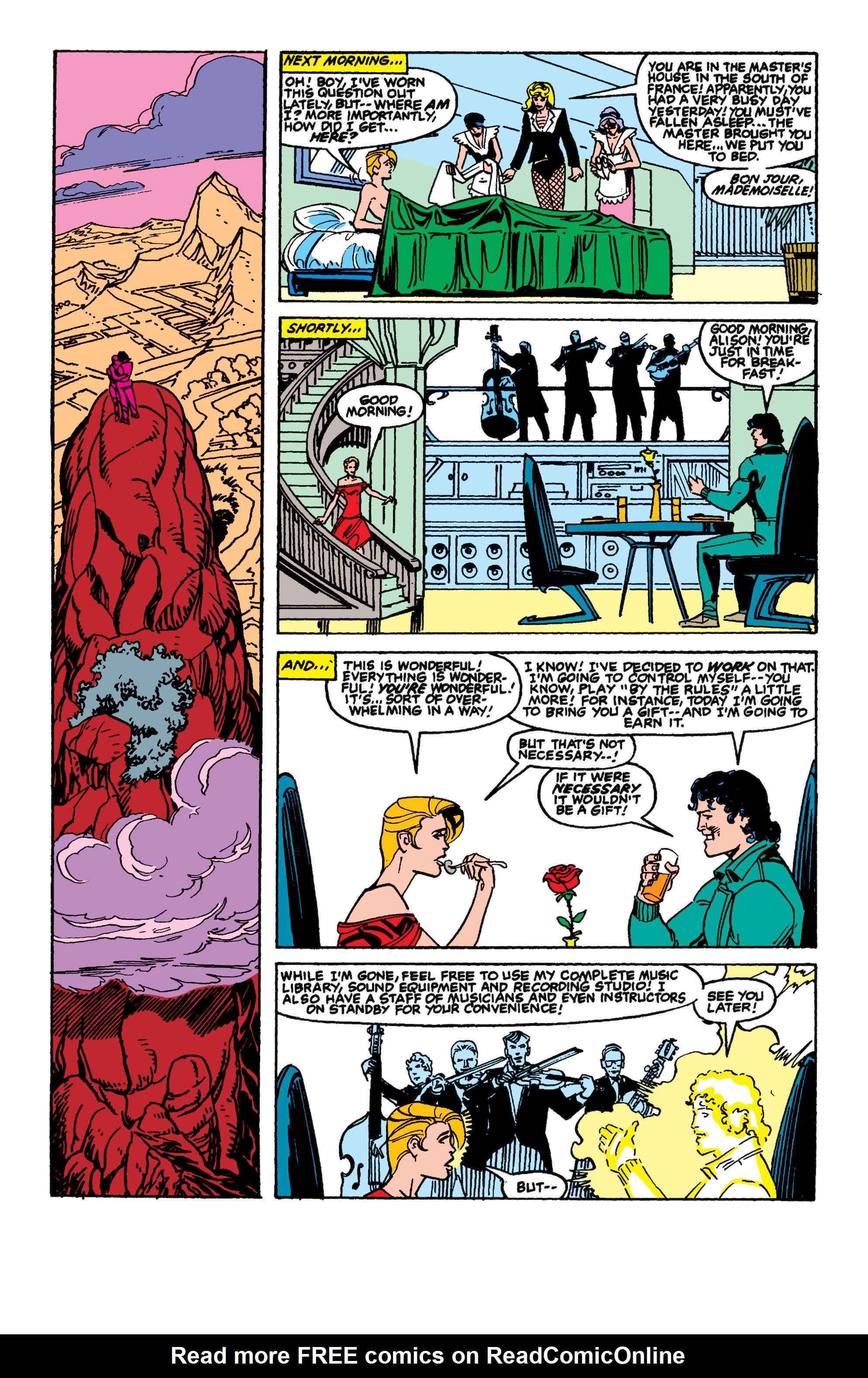 Read online Secret Wars II comic -  Issue #4 - 15