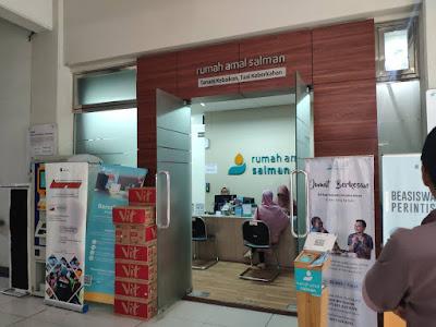 Rumah Amal Salman, LAZ Pendidikan