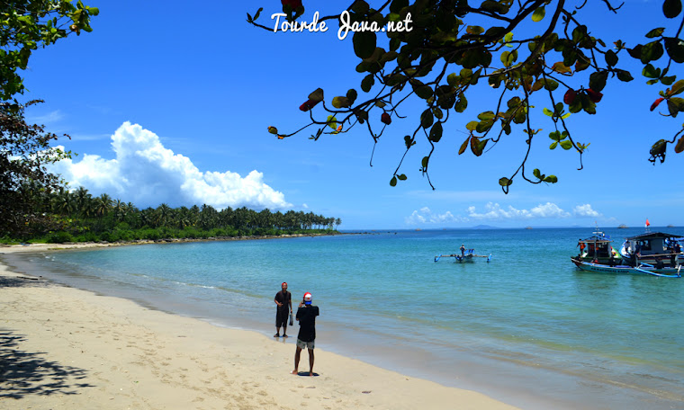 wisata alam bertema bahari tman nasional ujung kulon banten
