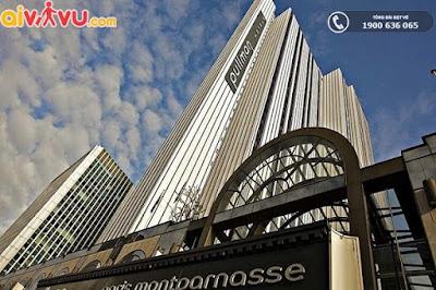 Khách sạn Pullman cao bất tận với 31 tầng lầu