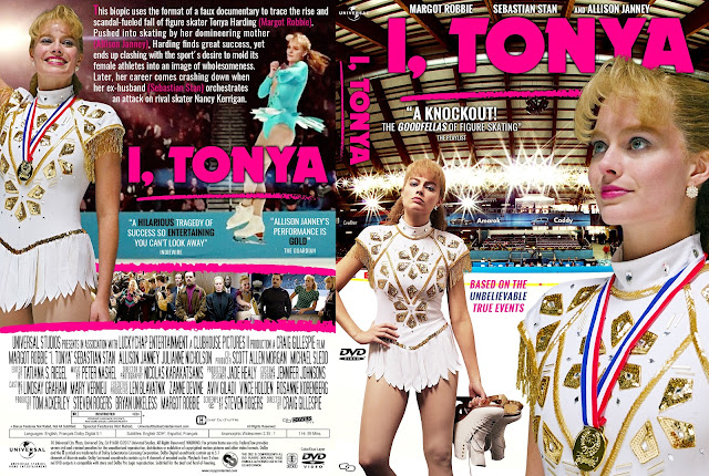 I, Tonya DVD Cover