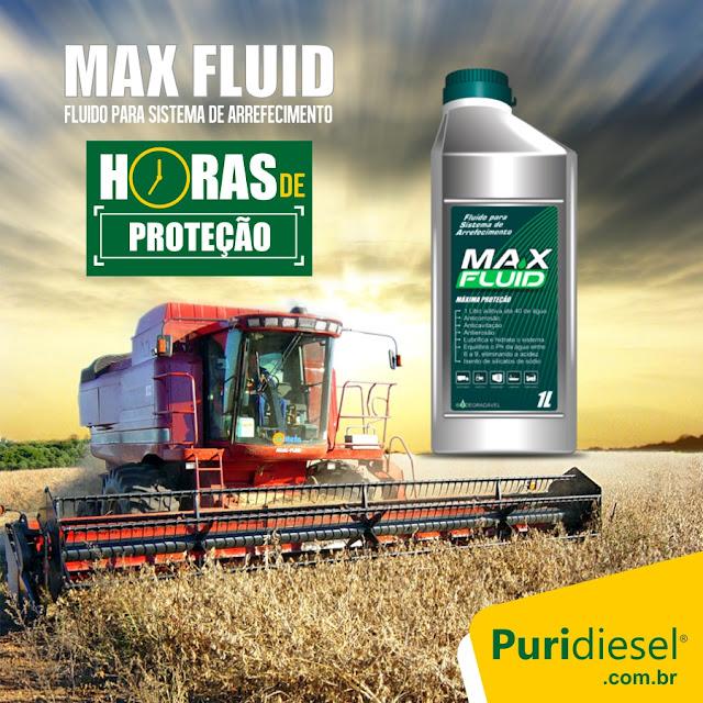 Max Fluid - Aditivo para radiador