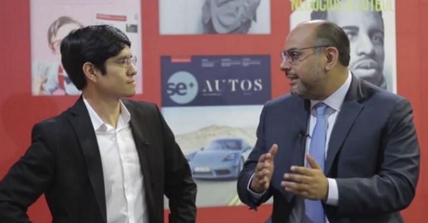 DANIEL ALFARO: «Estamos repensando las nuevas mejoras a la Ley Universitaria» [VIDEO]