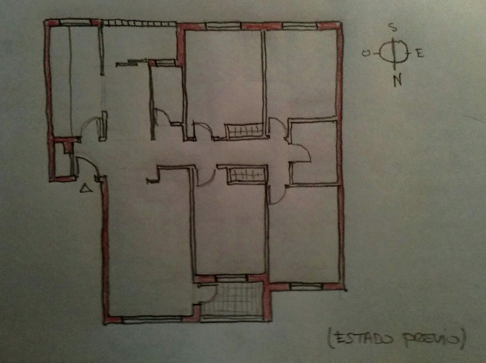 Proyecto de reforma vivienda - Reforma vivienda madrid ...