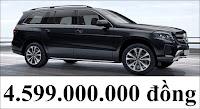 Giá xe Mercedes GLS 400 4MATIC 2020