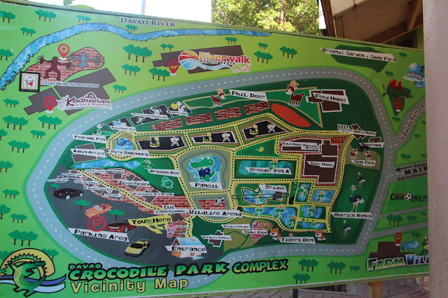 The Crocodile Park