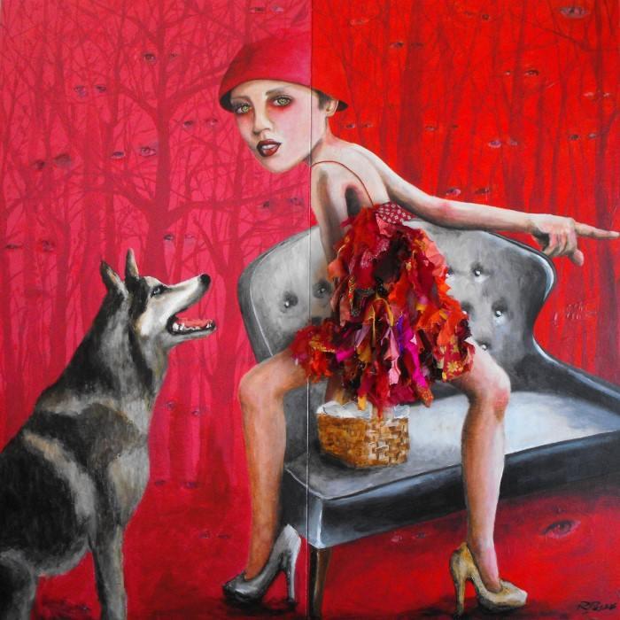 Португальский художник. Ricardo Passos