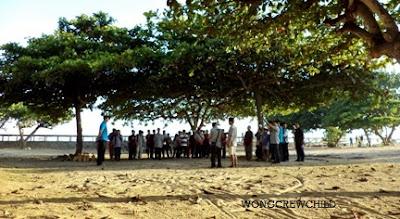 tempat pertemuan di pantai sanur bali
