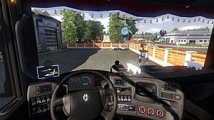 Renault Magnum interior by daf1