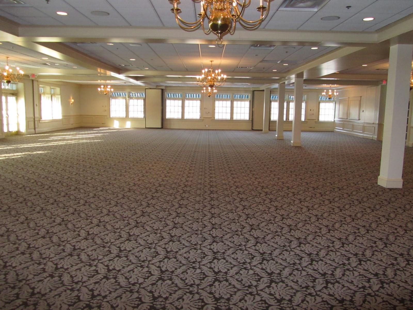 Edina Country Club Ballroom Renovation