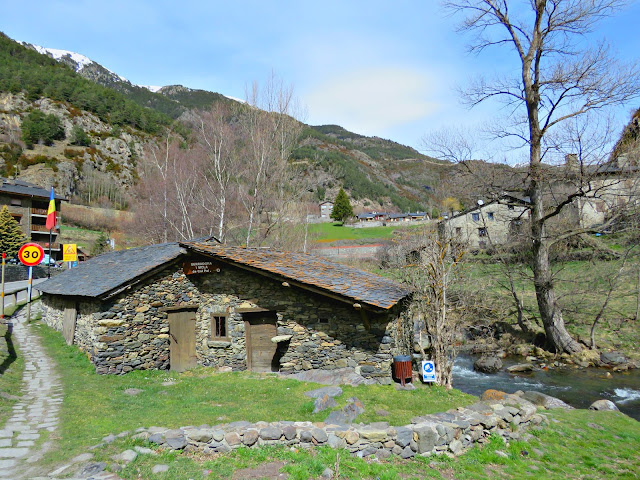 A Borda in Cortinada, Andorra