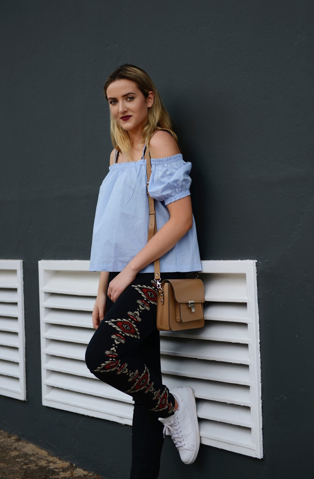 latest trend embroidered denim jeans street style