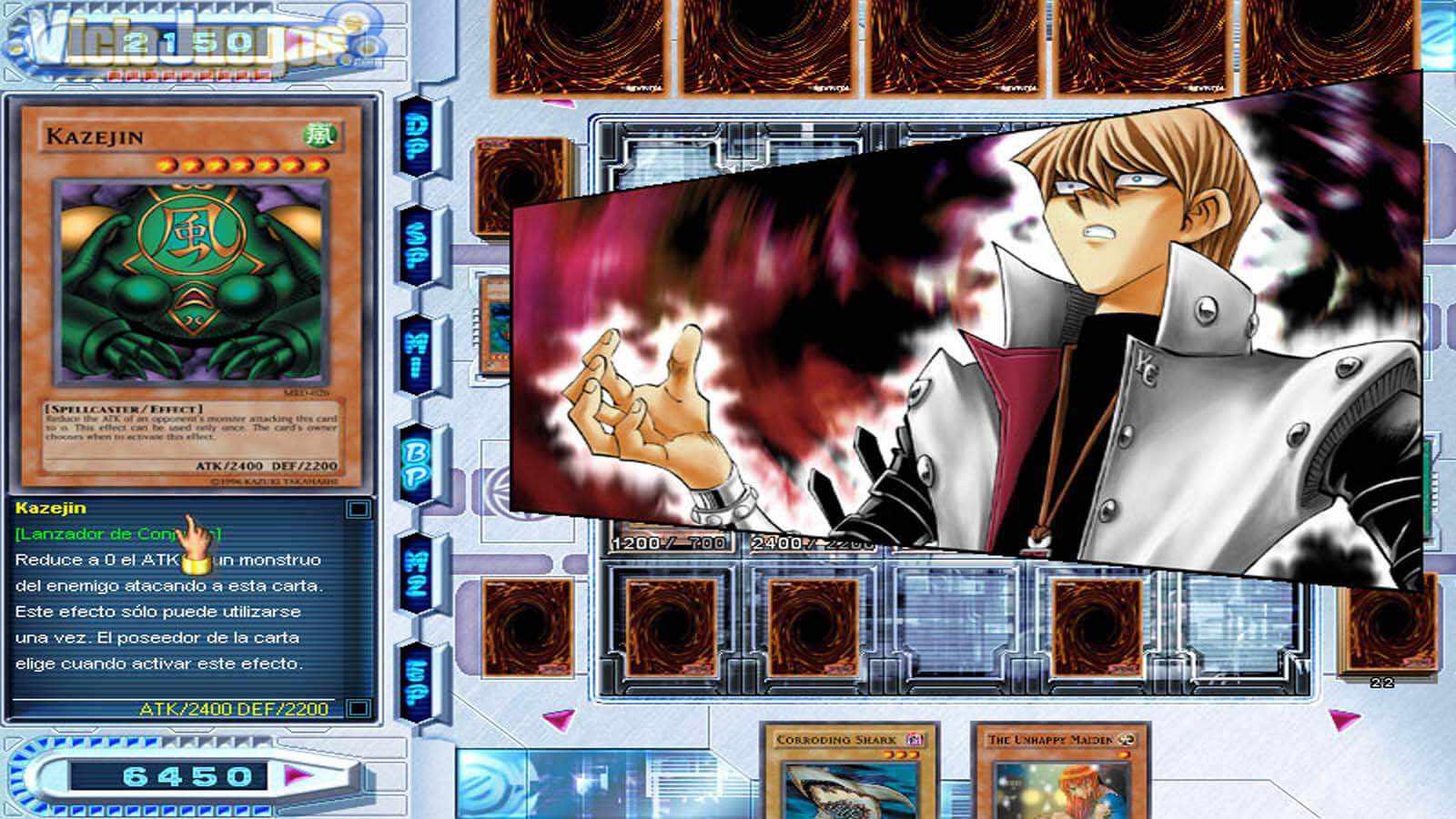 تحميل لعبة Power Of Chaos Kaiba The Revenge مضغوطة برابط واحد مباشر كاملة مجانا