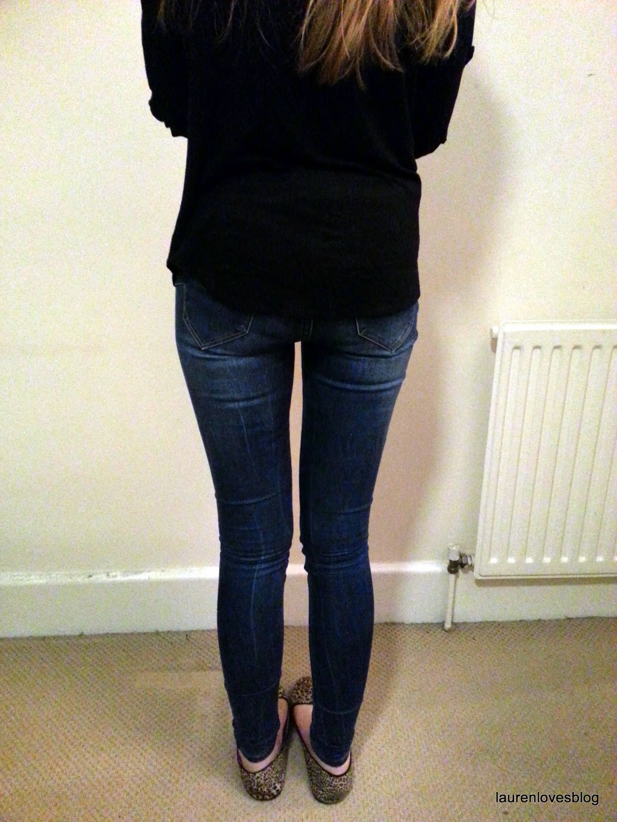 b3d46206e38cb Review  New Look Shaper Jeans OOTD
