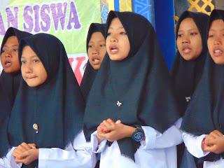 Perpisahan MTs Nurul Huda Pringsewu