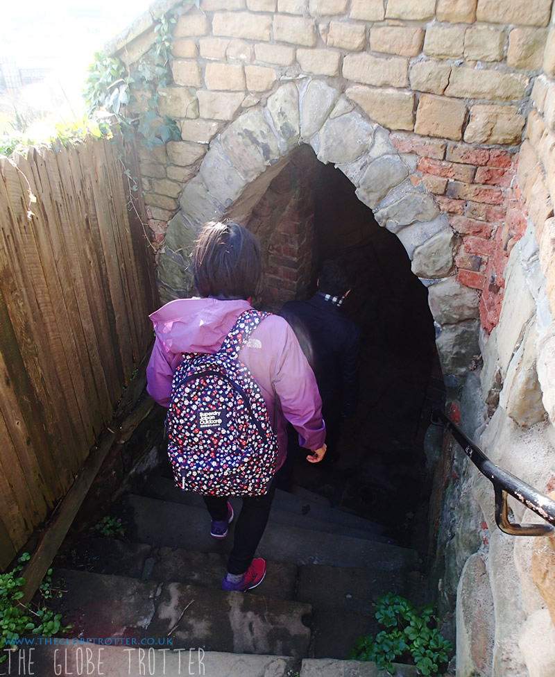 Cave Tours at Nottingham Castle