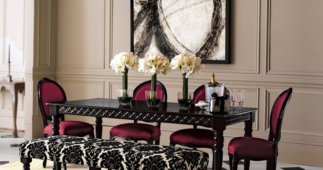 Raptured: Dining Rooms To Die For