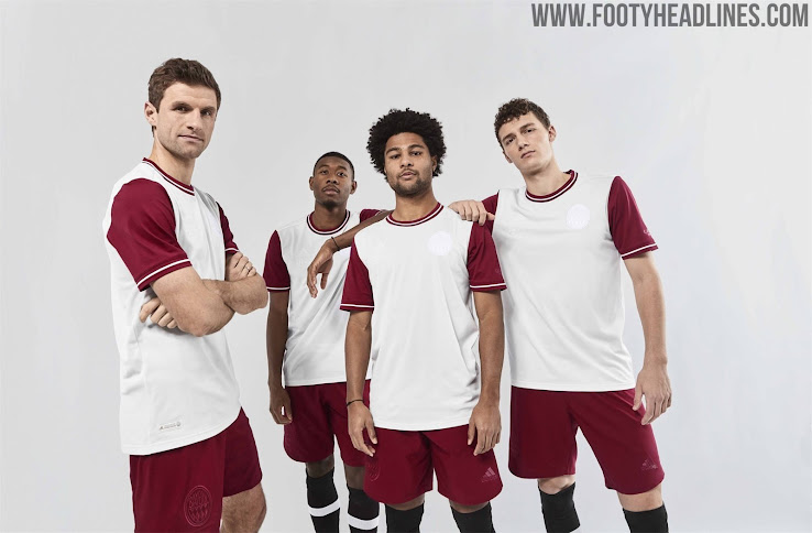 Bayern Munich 120th Anniversary Kit Released Closer Look Footy Headlines