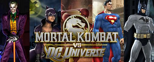 Mortal Kombat vs DC Universe Cheats Unlock All Characters