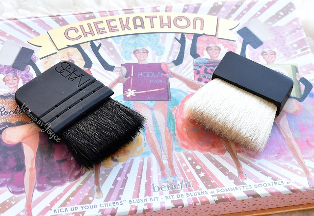 Benefit Mini Travel Blush Contour Brush Review