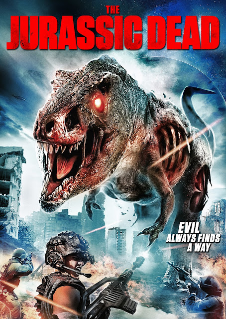 The Jurassic Dead Poster
