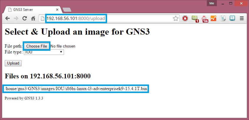Setting Up GNS3 IOU VM in Virtual Box – VNetLabs