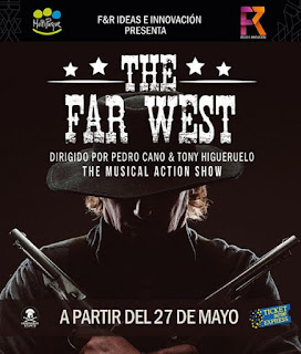 THE FAR WEST (SHOW MUSICAL DE ACCIÓN) 2
