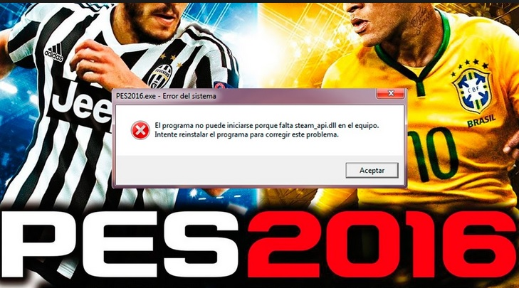Download Steam_api dll For Pes 2016 for Windows And Games