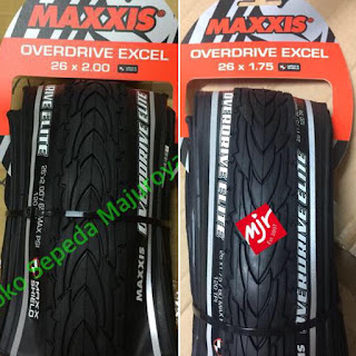 Ban Maxxis Overdrive ELITE EXCEL 26x175 atau 26x200