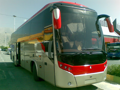 Traveling between cities with buses is easy and usually the preferred option for those traveling on a budget.