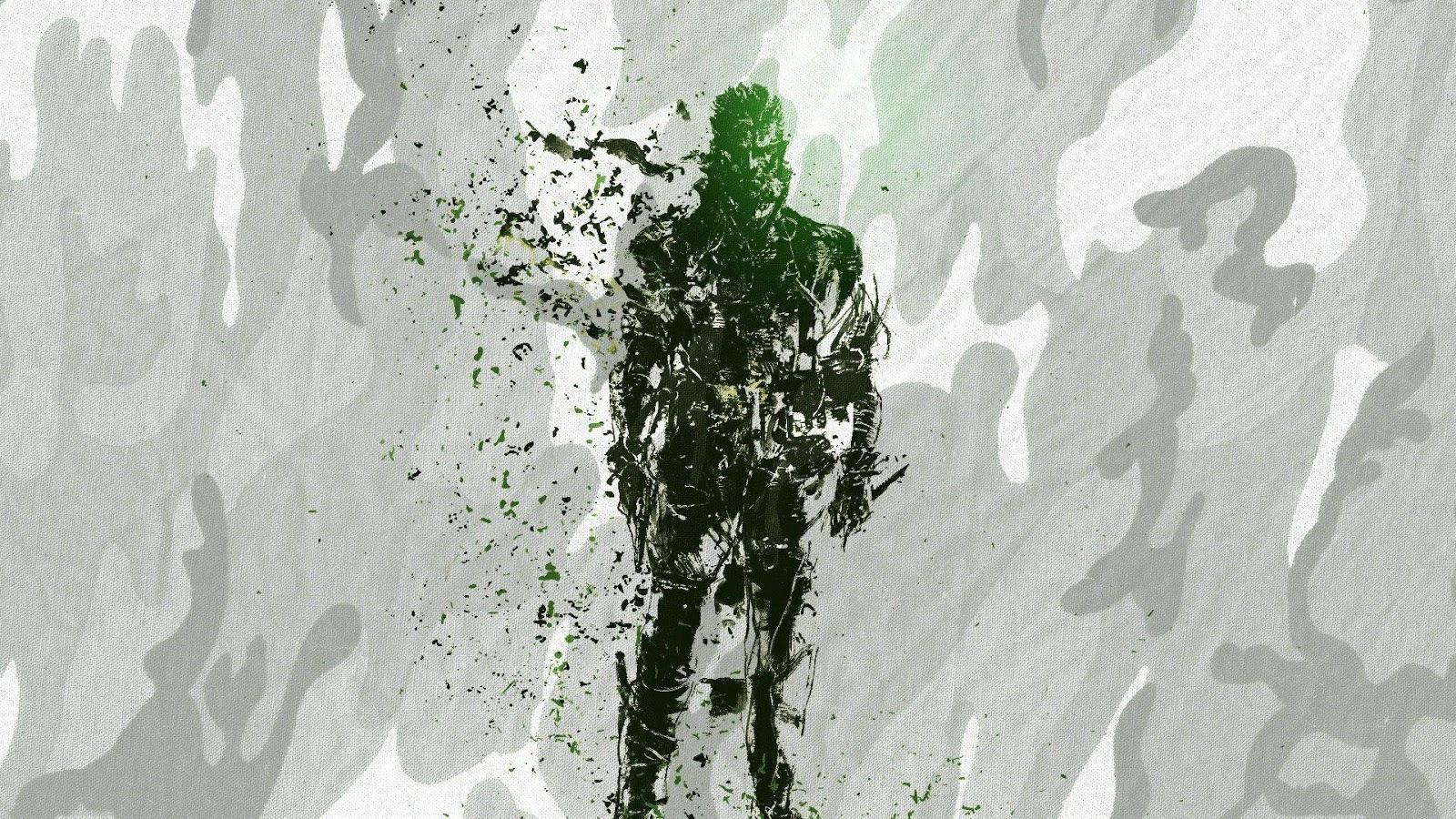 Metal Gear Solid Wallpapers