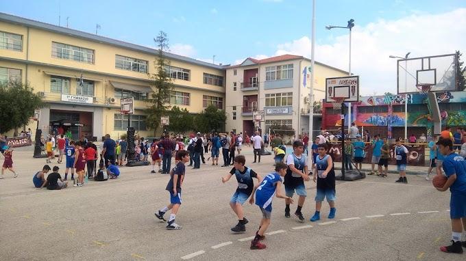 Λατρεία για μπάσκετ σε Αγρίνιο και Σταυρούπολη για τα τουρνουά MILKO 3X3 της ΕΟΚ-Φωτορεπορτάζ