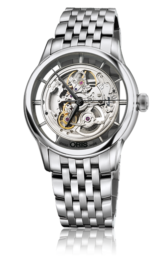 ORIS ARTELIER SKELETON 734 7684 4051 MB