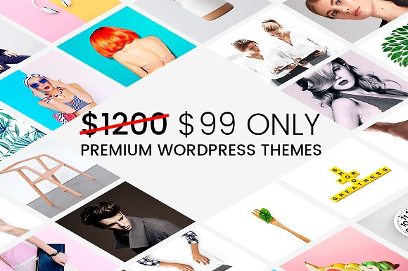 32 WordPress Themes Mega Bundles