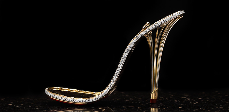 LOVING MY JET LAG...: The world´s most expensive shoes ...