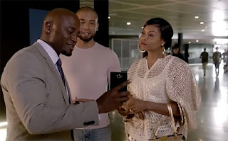 Angelo On Empire Taye Diggs
